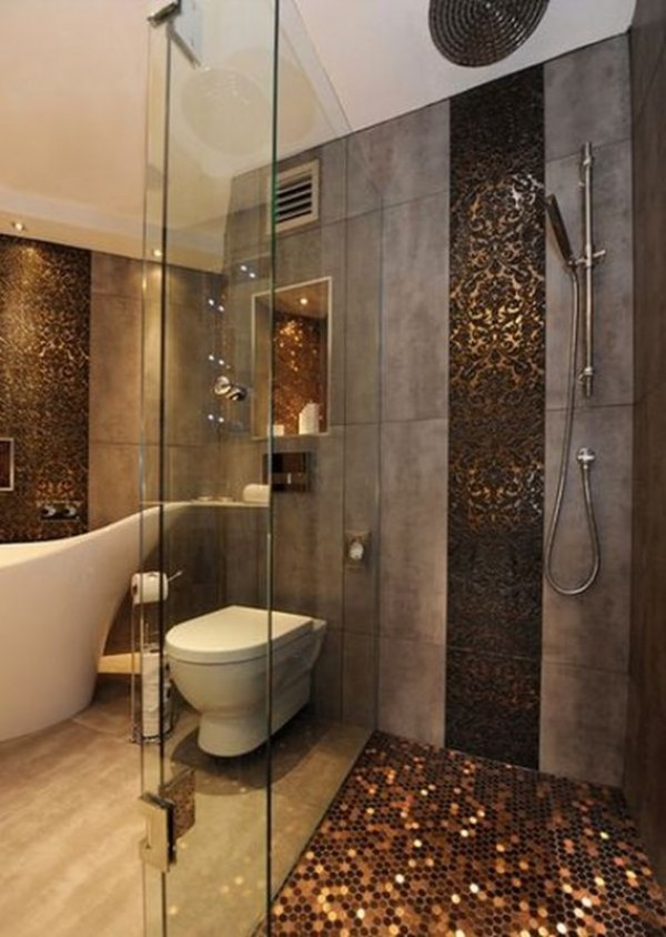 صور - بالصور ديكورات حمامات فاخرة