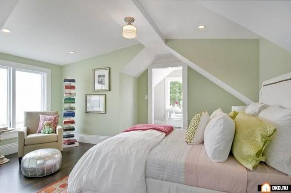 صور - ديكورات غرف نوم مذهلة بالوان باردة