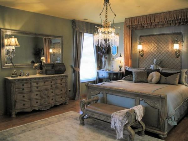 صور - اجمل تصاميم غرف نوم مودرن باسرة مريحة