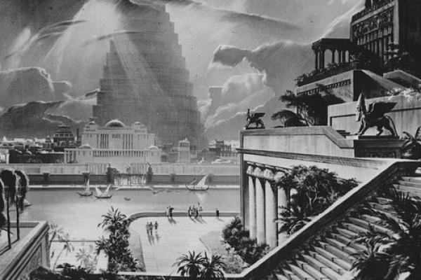 صور - 10 من اهم عجائب العالم القديم بالصور