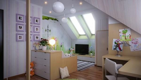 صور - افكار ديكورات غرف اطفال عصرية