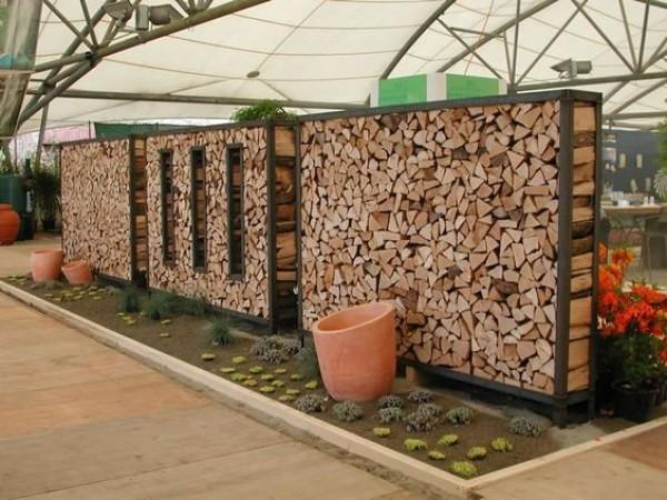تصميمات اسوار حدائق خشبية مدهشة - ماجيك بوكس