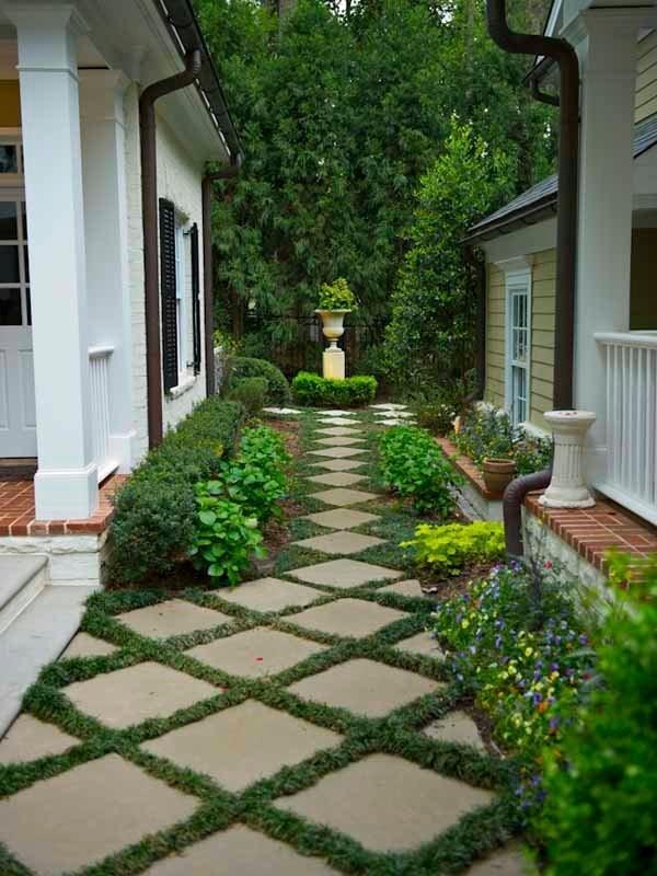 نتيجة بحث الصور عن اجمل الافكار حدائق منزلية جميلة