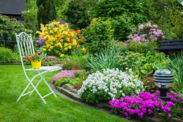 صور - 5 طرق بسيطة لتجهيز حديقة المنزل لاستقبال فصل الربيع