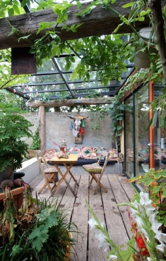صور - تصميم حدائق منزلية لقضاء اوقات ممتعة