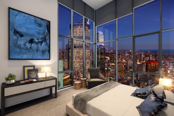 صور - صور غرف نوم بتصاميم مدهشة