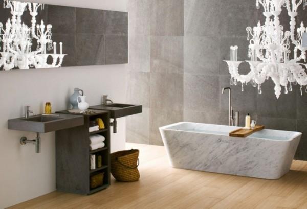صور - تصاميم حمامات حديثة مدهشة بالصور