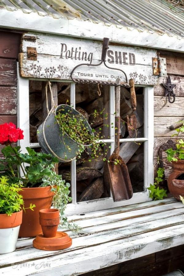 صور - اشيك ديكورات الحدائق المنزلية