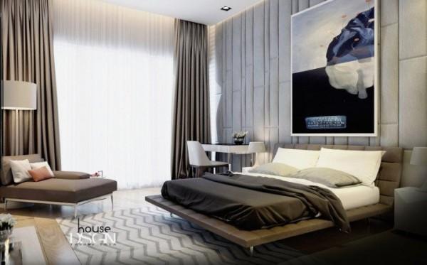 صور - اجمل صور دهانات غرف نوم  يفضلها الرجال