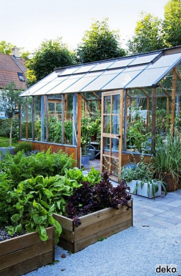 صور - افكار وطرق تنسيق الحدائق المنزلية