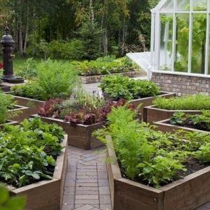 افكار وطرق تنسيق الحدائق المنزلية