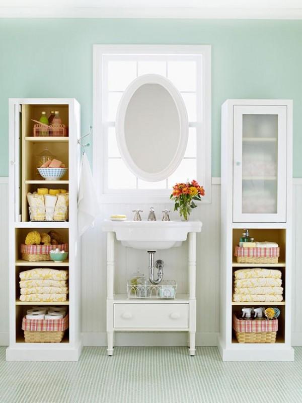 صور - 15 فكرة مثيرة عن ترتيب الحمام بالصور