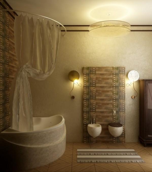صور - اشكال سجاد الحمامات المودرن الانيقة