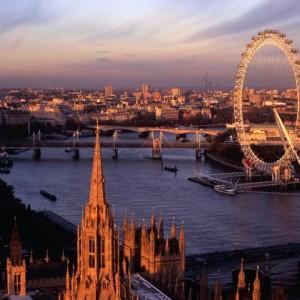 لندن عاصمة بريطانيا