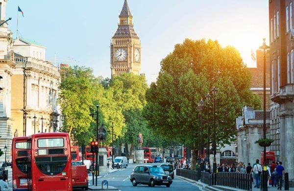 صور - لندن عاصمة بريطانيا