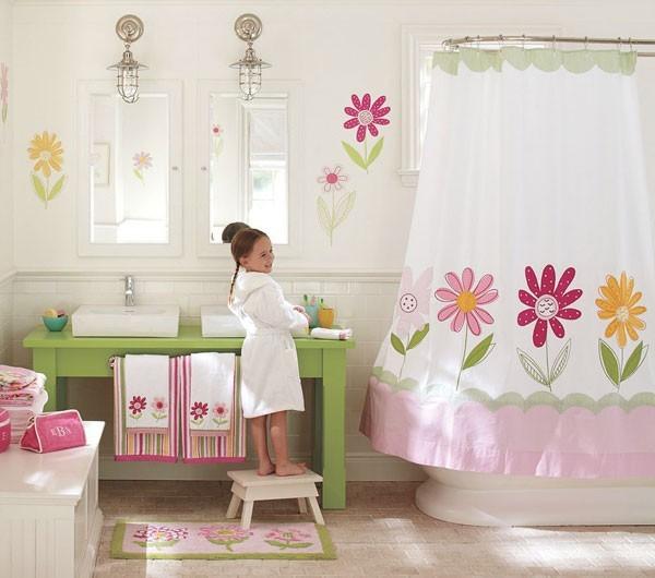 صور - اجمل ديكورات حمامات الاطفال المثيرة