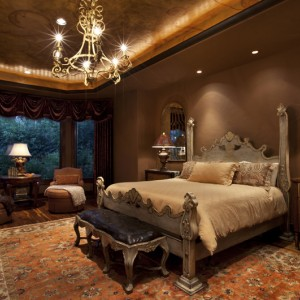 ideas for decorating a master bedroom french country