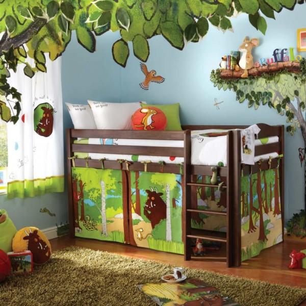 صور - اجمل ديكورات غرف نوم الاولاد المودرن