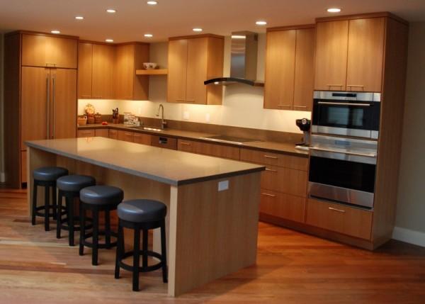 صور - 12 تصميم مبهر من طاولات المطبخ المودرن