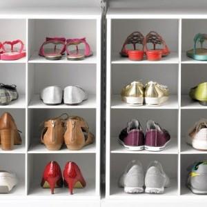 كيفية اختيار خزانة الاحذية التى تتناسب مع مساحة غرفة النوم
