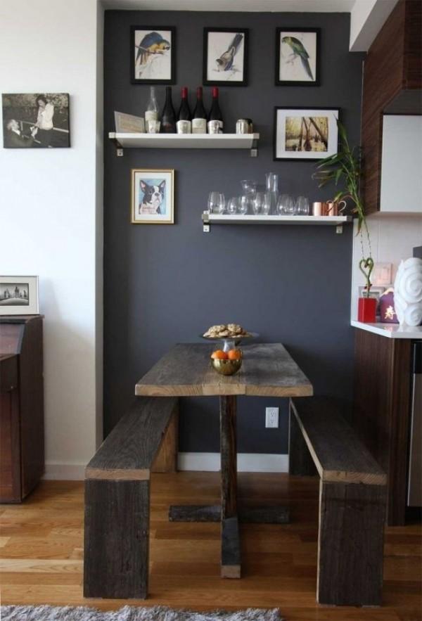 صور - 6 تصميمات من طاولات الطعام الصغيرة والانيقة