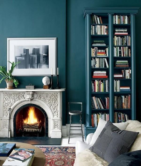 صور - اشكال ديكور المنزل الصغير بالالوان المثيرة بالصور
