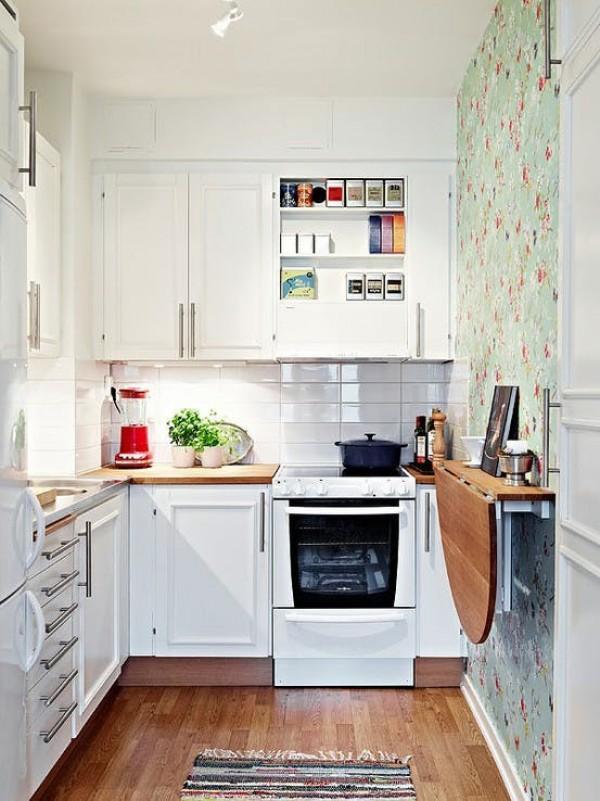 صور - تعرفى على افضل طرق ترتيب المطبخ بالصور