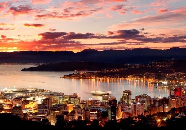 صور - ما هي عاصمة نيوزيلندا ؟