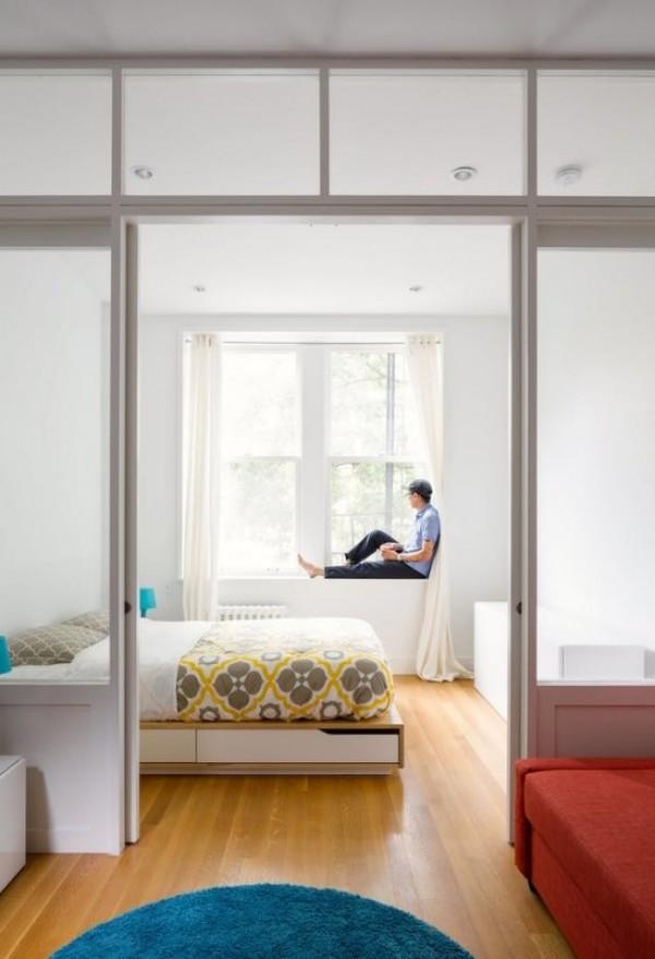صور - افكار مثيرة للحصول على ديكورات المنازل الصغيرة المريحة