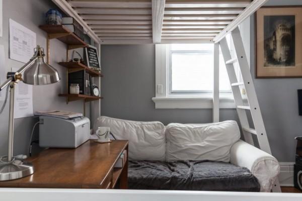 صور - تصميم منازل صغيرة دافئة ومريحة مساحتها اقل من 40 متر