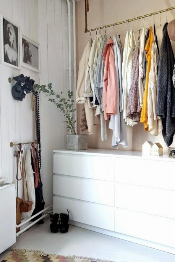 صور - طرق التخزين الحديثة فى غرف النوم الصغيرة