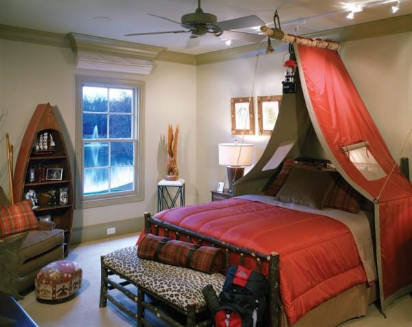 صور - احدث غرف نوم الاطفال المليئة بالبهجة والالعاب