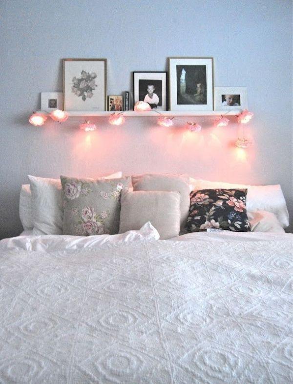 صور - تصاميم مبتكرة من رفوف الحائط لغرف النوم
