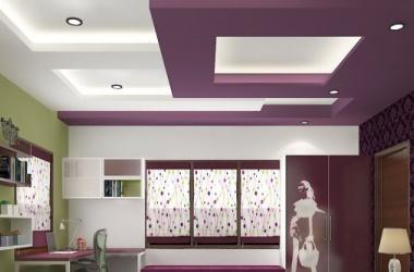 4429fb4cf جددى منزلك واختارة احدى تصاميم اسقف غرف الجلوس