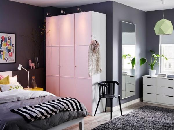 صور - افكار تخزين مثيرة فى تصاميم غرف النوم المودرن