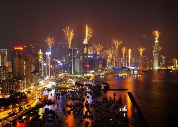 صور - 10 معلومات مثيرة للاهتمام عن هونج كونج