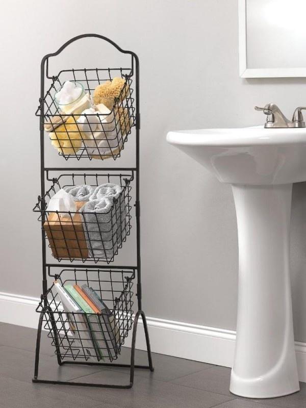افكار لترتيب الحمام العصرى بادوات بسيطة ماجيك بوكس