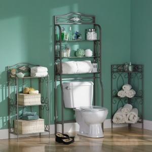 افكار لترتيب الحمام العصرى بادوات بسيطة