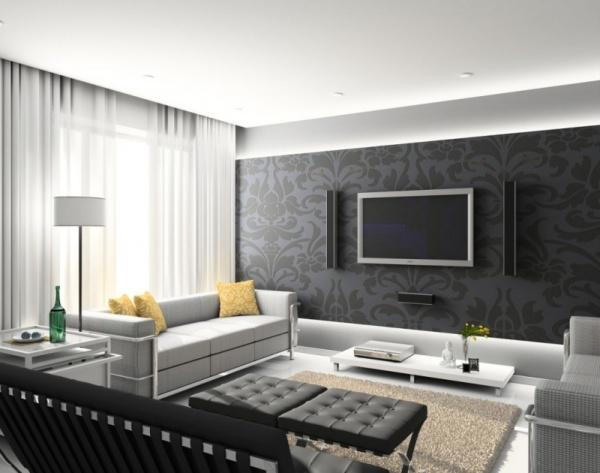 صور - 8 من اجمل تصاميم غرف المعيشة البسيطة بالصور