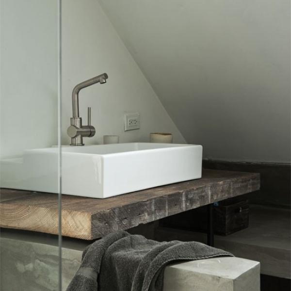كيفية الاستفادة من المساحة من الافكار لتزيين الحمام