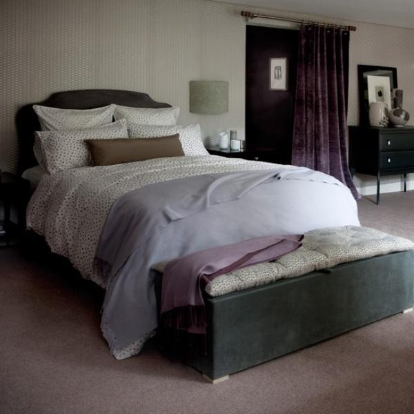لون الكضمير في غرف النوم الكلاسيك