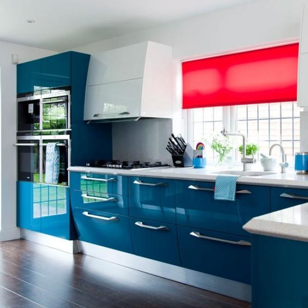 صور - افكار تصاميم حائط حوض المطبخ بالصور