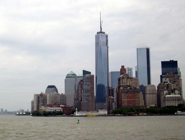 مركز التجارة العالمي في نيويورك من اطول ابراج العالم