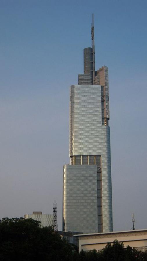 برج زيفنغ في الصين من اطول ابراج العالم