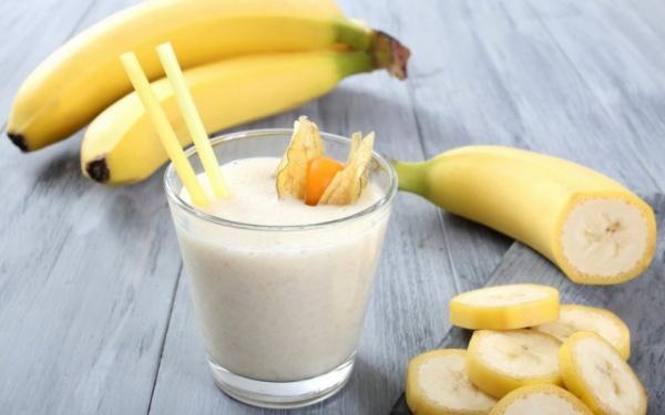 رجيم الموز والحليب لفقدان الوزن