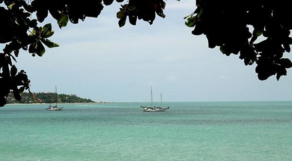 جزيرة كو ساموي من اشهر جزر تايلاند السياحية