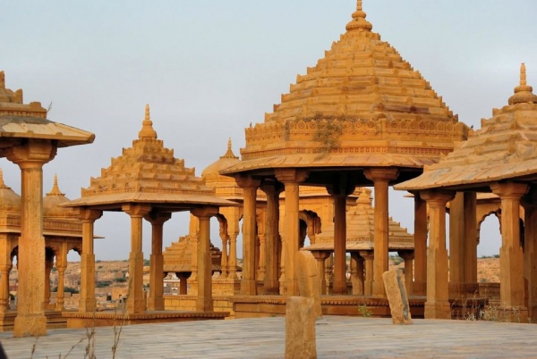 جايسالمير من افضل اماكن سياحية في الهند