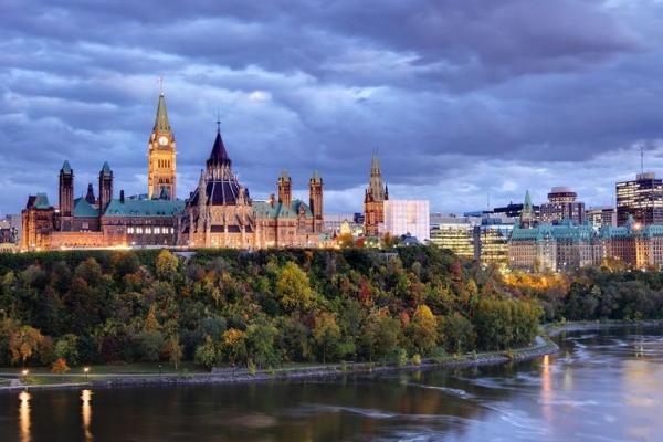 المناظر الطبيعية الخلابة في كندا