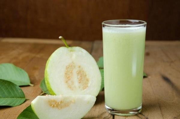 عصير الجوافة الصحي