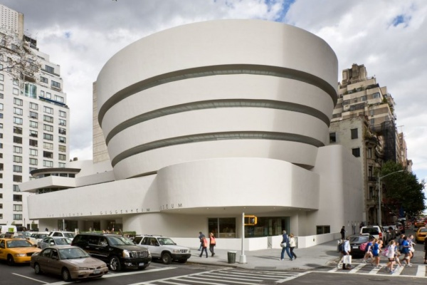 متحف غوجنهايم من عجائب العالم الحديثة
